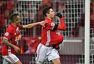 Bayern Munich v Atletico Madrid 061216
