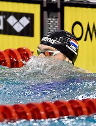 03-04-2015 NED: Swim Cup, Eindhoven<br /> Sabastiaan Verschuren, 100 meter