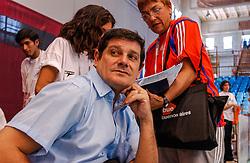 30-09-2002 ARG: World Championships Greece - Cuba, Salta<br /> Eliseo Ramos (CUB)<br /> Griekenland - Cuba 3-0<br /> WORLD CHAMPIONSHIP VOLLEYBALL 2002 ARGENTINA<br /> SALTA / 30-09-2002