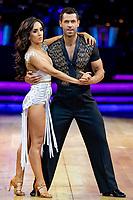 Kelvin Fletcher & Janette Manrara  during Strictly Come Dancing - The Live Tour at Arena Birmingham,King Edwards Road,Birmingham photo by Chris  Wayne
