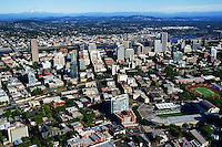 City of Portland featuring Jen-Weld Field & Mount Hood (1)