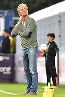 BILDET INNGÅR IKEK I FASTAVTALER. ALL NEDLASTING BLIR FAKTURERT.<br /> <br /> Fotball<br /> Østerrike<br /> Foto: imago/Digitalsport<br /> NORWAY ONLY<br /> <br /> Fußball Sky Go Erste Liga 9. Runde Austria Salzburg - KSV 1919 am 15.09.2015 im MyPhone Austria Stadion in Salzburg Jørn Andersen ( Trainer Salzburg