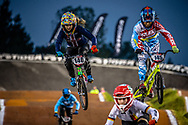 #145 (HOWELL Shanayah) ARU GT 100% at Round 7 of the 2019 UCI BMX Supercross World Cup in Rock Hill, USA