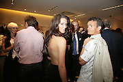 LOUISE LUNDQUIST, De Grisogono & Londino Car Rally  party. <br />
