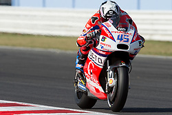September 8, 2017 - Misano Adriatico, RN, Italy - Scott Redding of OCTO Pramac Racing during the Free Practice 1 of the Tribul Mastercard Grand Prix of San Marino and Riviera di Rimini, at Misano World Circuit ''Marco Simoncelli'', on September 08, 2017 in Misano Adriatico, Italy  (Credit Image: © Danilo Di Giovanni/NurPhoto via ZUMA Press)