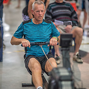 Lyndsay Knight  MALE LIGHTWEIGHT Masters H 1K Race #10  11:30am<br /> <br /> <br /> www.rowingcelebration.com Competing on Concept 2 ergometers at the 2018 NZ Indoor Rowing Championships. Avanti Drome, Cambridge,  Saturday 24 November 2018 © Copyright photo Steve McArthur / @RowingCelebration
