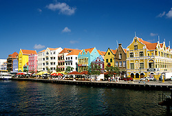 The Caribbean: Harbor at Curacao..Photo copyright Lee Foster, 510/549-2202, lee@fostertravel.com, www.fostertravel.com..Photo #: caribb101