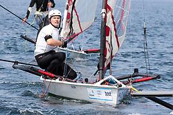 , Kiel - Kieler Woche 20. - 28.06.2015, Musto Skiff - SUI 436 - Oswald, Roger