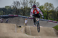 #30 (LAUSTSEN Niklas) DEN at the 2016 UCI BMX Supercross World Cup in Papendal, The Netherlands.