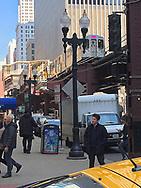 Chicago Under the Tracks