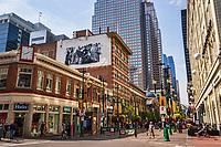 Stephen Avenue Walk & First Street SW