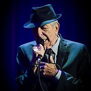 Leonard Cohen, O2 Arena, Dublin, 2013