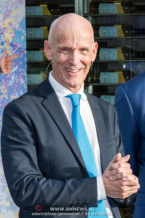 NLD/Nieuwegein/20191129 - Maxima bij jubileumcongres CNV Vakmensen, Piet Fortuin