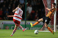 Doncaster Rovers v Hull City - 22 August 2017