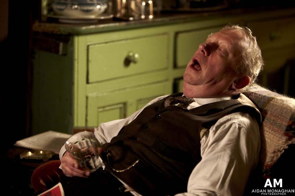 BBC Blandings,  PG Wodehouse's celebrated stories and adapted by Guy Andrews <br /> An all-star cast heads up BBC One's brand new period comedy series Blandings, based on PG Wodehouse's celebrated stories and adapted by Guy Andrews (Lost In Austen).<br /> <br /> Set in 1929 in the fictional Blandings Castle, Timothy Spall plays the amiable but befuddled Lord Emsworth (Clarence to his friends), who struggles to keep his dysfunctional family in order and usually adds to the chaos himself. All Clarence wants is to be left at peace with his beloved pig The Empress but his plans are often thwarted by an array of friends, visitors, servants and spongers. Jennifer Saunders stars as his indomitable sister Connie, Jack Farthing as hapless, unlucky-in-love son Freddy and Mark Williams as loyal and long- suffering butler Beach.<br /> <br /> There are number of well-known faces that make guest appearances during the series. David Walliams stars in two episodes as Rupert Baxter, Clarence's new secretary who is hired by Connie to help bring some order to Clarence's life. Paloma Faith plays Georgia, a dancer from London, who accompanies Freddie to Blandings and creates quite a stir with Beach. David Bamber plays Herr Schnellhund, Clarence's irritatingly bearded dance teacher.<br /> <br /> Tony Maudsley plays Cyril Wellbeloved, who has the all-important job of looking after The Empress. Sam Hoare plays 'Beefy' Bingham who dreams of marrying Connie's daughter Gertrude, much to Connie's dismay. Robert Bathurst plays Clarence's rival Sir Gregory and Jessica Hynes portrays sophisticated widow Daphne. Ron Donachie plays head gardener McAllister.<br /> <br /> Blandings was filmed on location at Crom Castle in Northern Ireland with the support of Northern Ireland Screen.