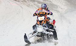 07.12.2014, Saalbach Hinterglemm, AUT, Snow Mobile, im Bild Team SPEEDGANG Sieger // during the Snow Mobile Event at Saalbach Hinterglemm, Austria on 2014/12/07. EXPA Pictures © 2014, PhotoCredit: EXPA/ JFK