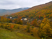 Croatia, Velebit mountain range autumn colours