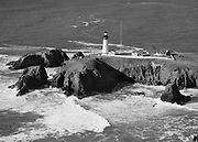 Ackroyd 01751-01. Yaquina Head Lighthouse, Newport, Oregon, September 13, 1949.