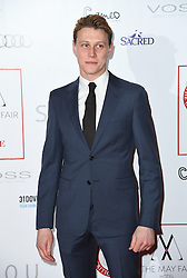 George MacKay arriving at the London Film Critics Circle Awards 2017, the May Fair Hotel, London.<br /> <br /> Photo credit should read: Doug Peters/EMPICS Entertainment