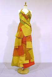 Woman's dress. (Photo by Vid Ponikvar / Sportal Images)
