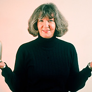 Author Sue Grafton, one of the nation's most financially successful authors, has written a series of murder mysteries with titles that begin with letters.<br /> <br /> Please contact legal@ToddBigelowPhotography.com with your licensing inquiry.