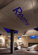 reebok showroom in london