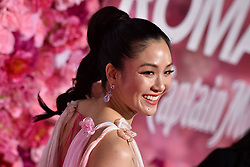 Constance Wu attends the premiere of Warner Bros. Pictures' 'Isn't It Romantic' at The Theatre at Ace Hotel on February 11, 2019 in Los Angeles, CA, USA. Photo by Lionel Hahn/ABACAPRESS.COM