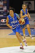 DESCRIZIONE : Pomezia Nazionale Italia Donne Torneo Città di Pomezia Italia Olanda<br /> GIOCATORE : giorgia sottana<br /> CATEGORIA : palleggio<br /> SQUADRA : Italia Nazionale Donne Femminile<br /> EVENTO : Torneo Città di Pomezia<br /> GARA : Italia Olanda<br /> DATA : 26/05/2012 <br /> SPORT : Pallacanestro<br /> AUTORE : Agenzia Ciamillo-Castoria/GiulioCiamillo<br /> Galleria : FIP Nazionali 2012<br /> Fotonotizia : Pomezia Nazionale Italia Donne Torneo Città di Pomezia Italia Olanda