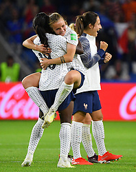 France's Marion Torrent during FIFA Women's World Cup France group A match France v Brazil on June 23, 2019 in Le Havre, France. France won 2-1 after extra time reaching quarter-finals. Photo by Christian Liewig/ABACAPRESS.COM