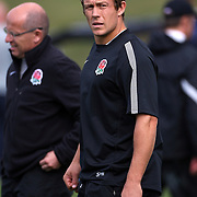 Jonny Wilkinson training with the English Rugby team training at The Queenstown Events Centre  during the IRB Rugby World Cup tournament.  Queenstown, New Zealand, 14th September 2011. Photo Tim Clayton...