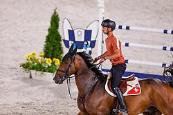 Guerdat Steve, SUI, Venard De Cerisy, 383<br /> Olympic Games Tokyo 2021<br /> © Hippo Foto - Dirk Caremans<br /> 01/08/2021
