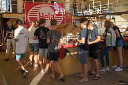 , Travemünder Woche 20. - 29.07.2018, Passat - Meisterschaftsempfang - Laser rad. und Laser 4,7