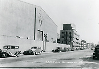 1939 RKO Radio Pictures Studio