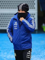 Argentina manager Jorge Sampaoli  - Mandatory by-line: Matt McNulty/JMP - 21/03/2018 - FOOTBALL - Argentina - Training session ahead of international against Italy