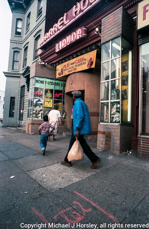 1341 14th Street Northwest Washington, DC, 1986