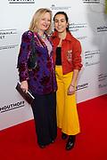 Wereldpremiere Frida in de Nationale Opera & Ballet.<br /> <br /> Op de foto:  Jet Bussemaker en dochter Sacha Bussemaker