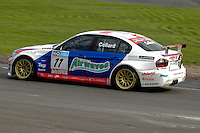 2009 British Touring Car Championship.  Knockhill, Fifth, United Kingdom.  15th-16th August 2009.  (11) - Rob Collard (GBR) - Motorbase Performance BMW 320si E90.  World Copyright: Peter Taylor/PSP. Copy of publication required for printed pictures. Every used picture is fee-liable.