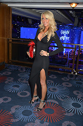 CELIA SAWYER at the Chain of Hope Gala Ball held at The Grosvenor House Hotel, Park Lane, London on 18th November 2016.