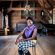NWM+E Magazine portrait of Renatta Emerson (Immersion Events). Photo by Alabastro Photography.