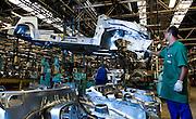 Contagem_MG, Brasil...Planta industrial de uma fabrica de autopecas em Contagem...The manufacture of auto parts in Contagem...Foto: BRUNO MAGALHAES / NITRO