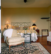 The Black Walnut Inn in Dundee, Oregon offers a variety of luxury suites with sweeping views of the Willamette Valley Wine Country