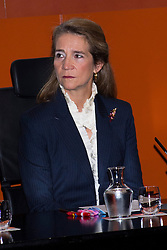 Princess Elena of Spain attended the presentation of the XIII edition of the solidarity campaign 'A Toy, An Illusion', Madrid, Spain, November 8, 2012. Photo by Ivan L. Naughty / DyD Fotografos / i-Images...SPAIN OUT