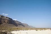Cliffs at Qa'arah, Socotra, Yemen