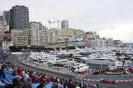 FIA Monaco Grand Prix 2010, action from practice sessions on Thursday 13th May 2010
