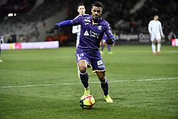 January 13, 2019 - Toulouse, France - Mathieu Dossevi  (Credit Image: © Panoramic via ZUMA Press)