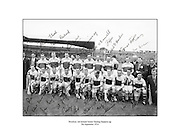 Wexford, All Ireland Senior Hurling Final Runners-up, 5th September 1954