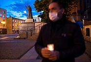 Dość zabawy w chowanego - protest pod białostocka Kurią
