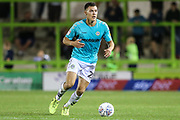 Forest Green Rovers Paul Digby(20) during the EFL Sky Bet League 2 match between Forest Green Rovers and Stevenage at the New Lawn, Forest Green, United Kingdom on 21 August 2018.