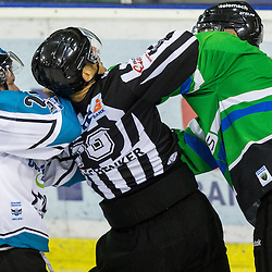 20150925: SLO, Ice Hockey - EBEL League 2015/16, HDD Telemach Olimpija vs Black Wings Linz