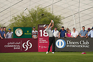 Jeff Winther (DEN) during the final round of the Commercial Bank Qatar Masters 2020, Education City Golf Club , Doha, Qatar. 08/03/2020<br /> Picture: Golffile | Phil Inglis<br /> <br /> <br /> All photo usage must carry mandatory copyright credit (© Golffile | Phil Inglis)